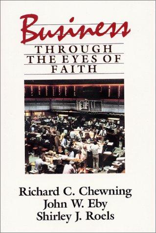 Business Through the Eyes of Faith  N/A edition cover