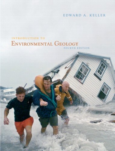 Introduction to Environmental Geology  4th 2008 edition cover