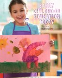 Early Childhood Education Today  13th 2015 edition cover