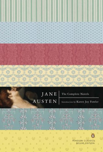 Complete Novels   2006 (Deluxe) edition cover