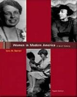 Women in Modern America  4th 2005 (Revised) 9780155063501 Front Cover