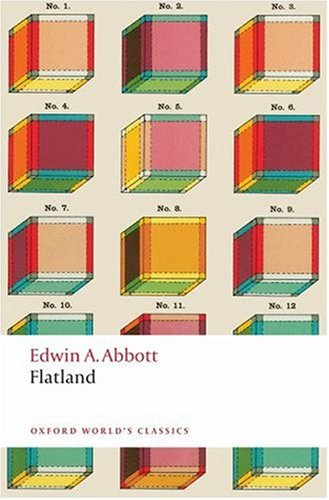 Flatland A Romance of Many Dimensions  2008 9780199537501 Front Cover