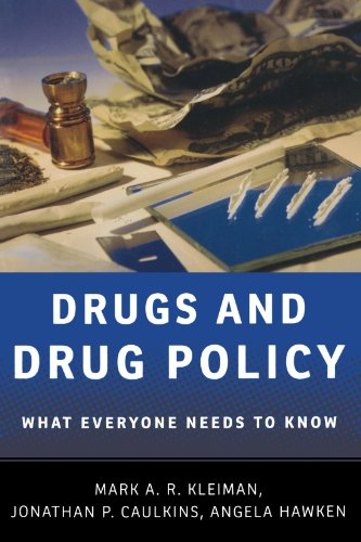 Drugs and Drug Policy   2011 edition cover