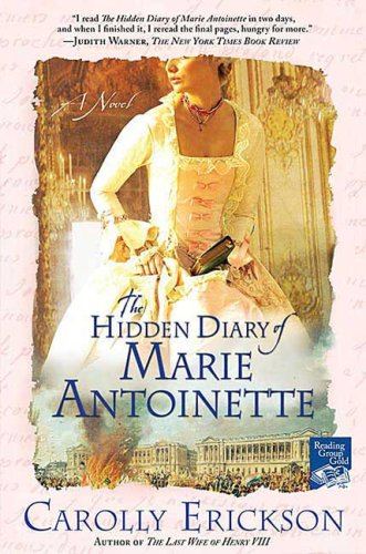 Hidden Diary of Marie Antoinette   2006 9780312361501 Front Cover