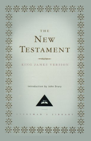 New Testament The King James Version  1998 9780375405501 Front Cover
