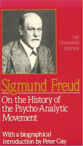 On the History of the Psycho-Analytic Movement   1989 edition cover