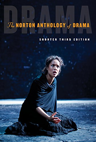 Norton Anthology of Drama  3rd 9780393283501 Front Cover
