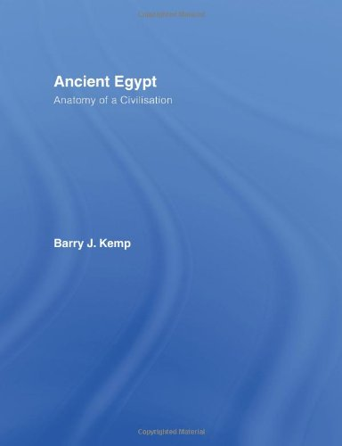 Ancient Egypt Anatomy of a Civilisation 2nd 2006 (Revised) 9780415235501 Front Cover