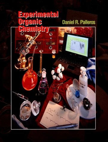 Experimental Organic Chemistry   2000 edition cover
