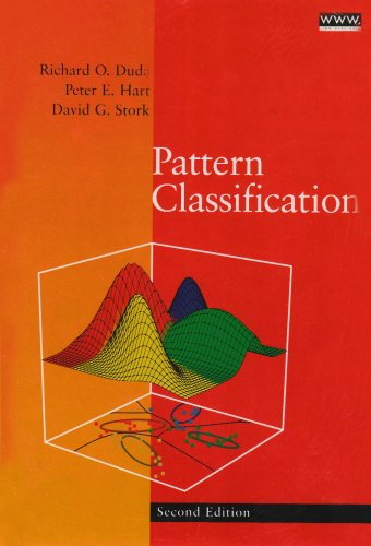 Pattern Classification  2nd 2001 (Revised) 9780471703501 Front Cover