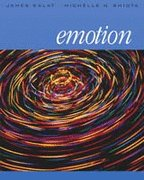 EMOTION 1st 9780495039501 Front Cover