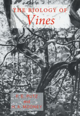 Biology of Vines   1991 9780521392501 Front Cover