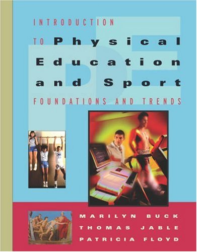 Introduction to Physical Education and Sport Foundations and Trends  2004 9780534598501 Front Cover