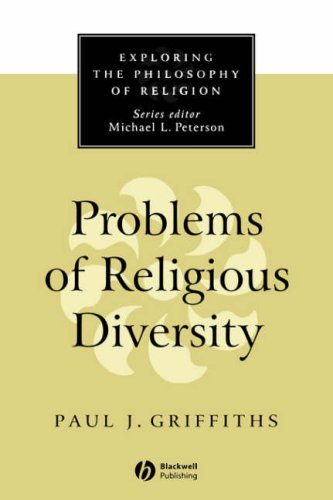 Problems of Religious Diversity   2001 edition cover