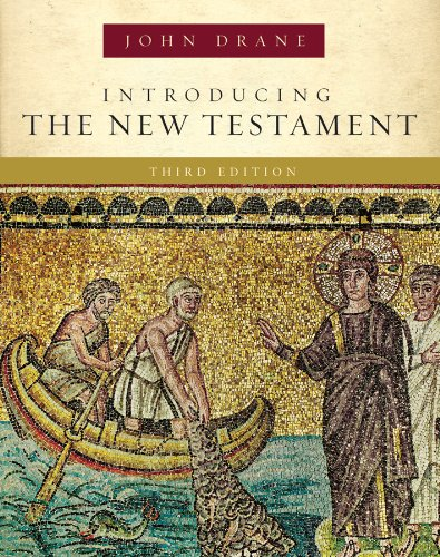 Introducing the New Testament  3rd 2010 (Revised) edition cover