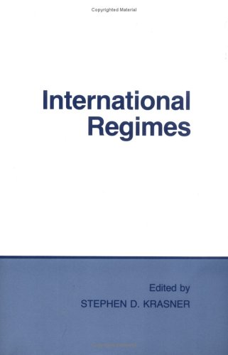 International Regimes  N/A edition cover