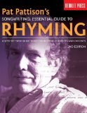 Songwriting: Essential Guide to Rhyming:   2014 edition cover