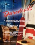 Daredevils: A High Interest, Low Vocabulary Novel for Reluctant Readers and Writers : A Unit of Study, Grade 8  2005 edition cover