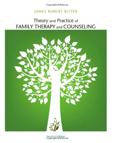 Theory and Practice of Family Therapy and Counseling  2nd 2014 edition cover