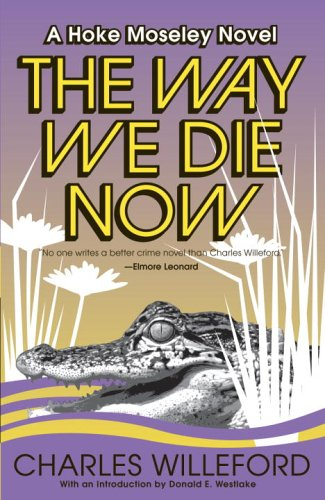 Way We Die Now   2005 edition cover