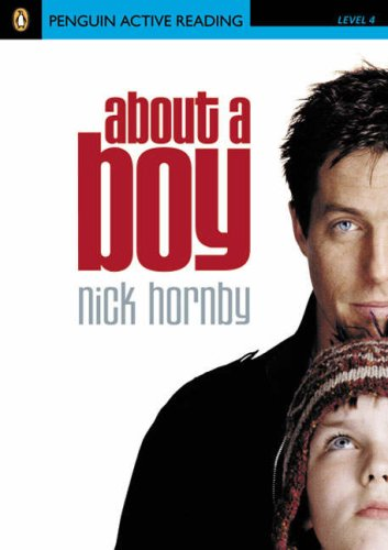 About a Boy, Level 4   2008 edition cover