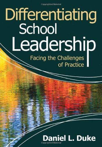 Differentiating School Leadership Facing the Challenges of Practice  2010 edition cover