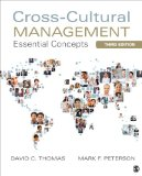 Cross-Cultural Management Essential Concepts 3rd 2013 edition cover