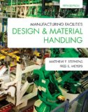 Manufacturing Facilities Design & Material Handling:   2013 edition cover