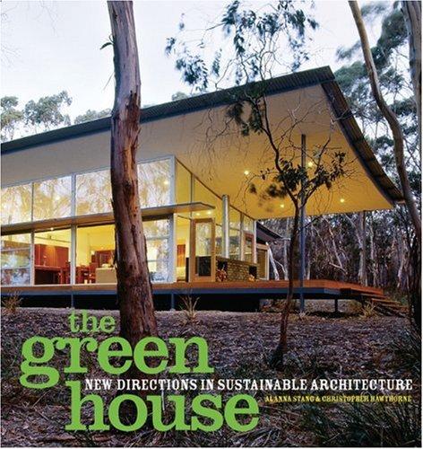 Green House New Directions in Sustainable Architecture  2005 edition cover