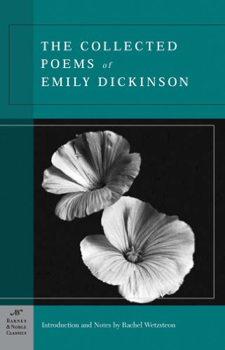 Collected Poems of Emily Dickinson   2003 edition cover