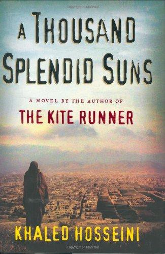 Thousand Splendid Suns   2007 edition cover