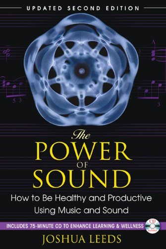 Power of Sound How to Be Healthy and Productive Using Music and Sound 2nd (Revised) edition cover