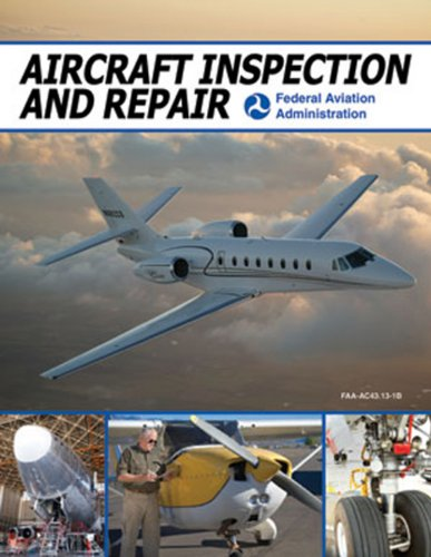 Aircraft Inspection and Repair   2009 9781602399501 Front Cover