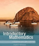 INTRODUCTORY MATHEMATICS       N/A edition cover