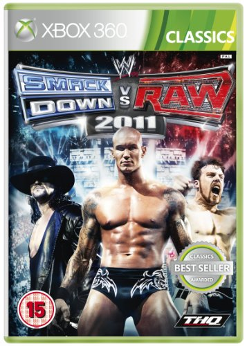 WWE Smackdown vs Raw 2011 - Classics Edition (Xbox 360) Xbox 360 artwork
