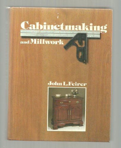 Cabinet Making and Millwork  5th 1988 edition cover