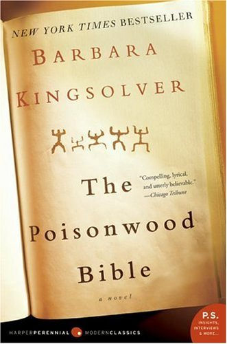 Poisonwood Bible   1998 edition cover