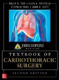 Textbook of Cardiothoracic Surgery  2nd 2014 edition cover