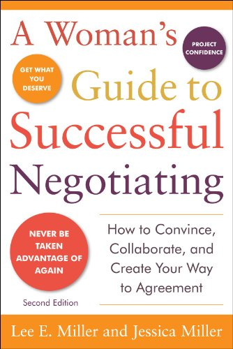 Woman's Guide to Successful Negotiating  2nd 2010 9780071746502 Front Cover