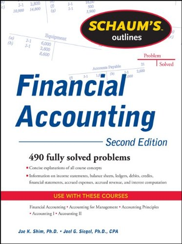 Financial Accounting  2nd 2012 edition cover