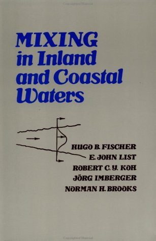 Mixing in Inland and Coastal Waters   1979 edition cover