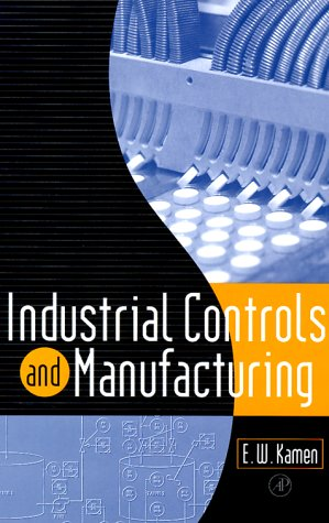 Industrial Controls and Manufacturing   1999 edition cover