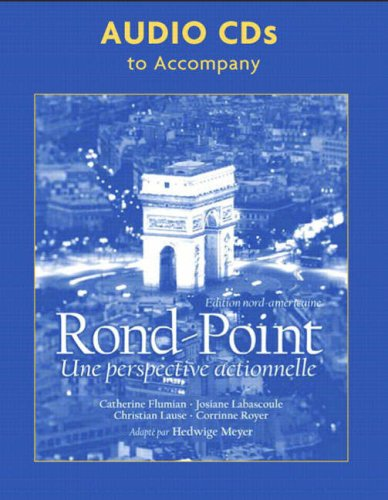 Rond Point Une Perspective Actionnelle  2007 edition cover