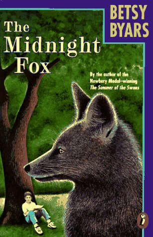 Midnight Fox  N/A 9780140314502 Front Cover