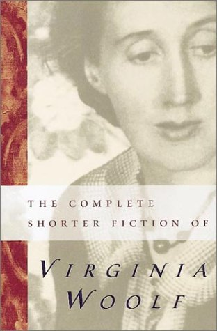Complete Shorter Fiction of Virginia Woolf  2nd 1989 edition cover