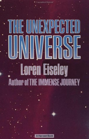Unexpected Universe   1972 (Reprint) edition cover