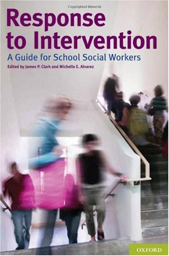 Response to Intervention A Guide for School Social Workers  2010 edition cover