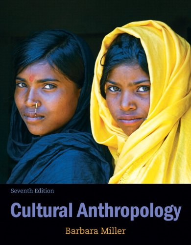 Cultural Anthropology  7th 2013 edition cover