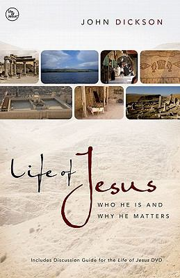Life of Jesus Who He Is and Why He Matters N/A 9780310889502 Front Cover