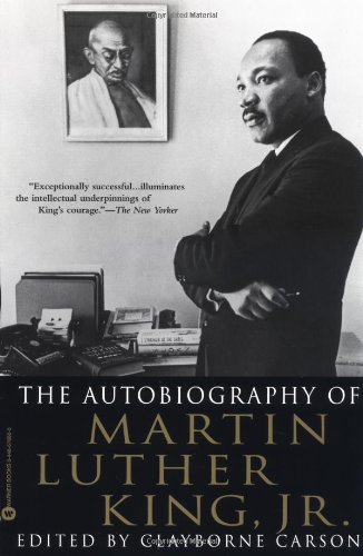 Autobiography of Martin Luther King, Jr  Reprint  9780446676502 Front Cover